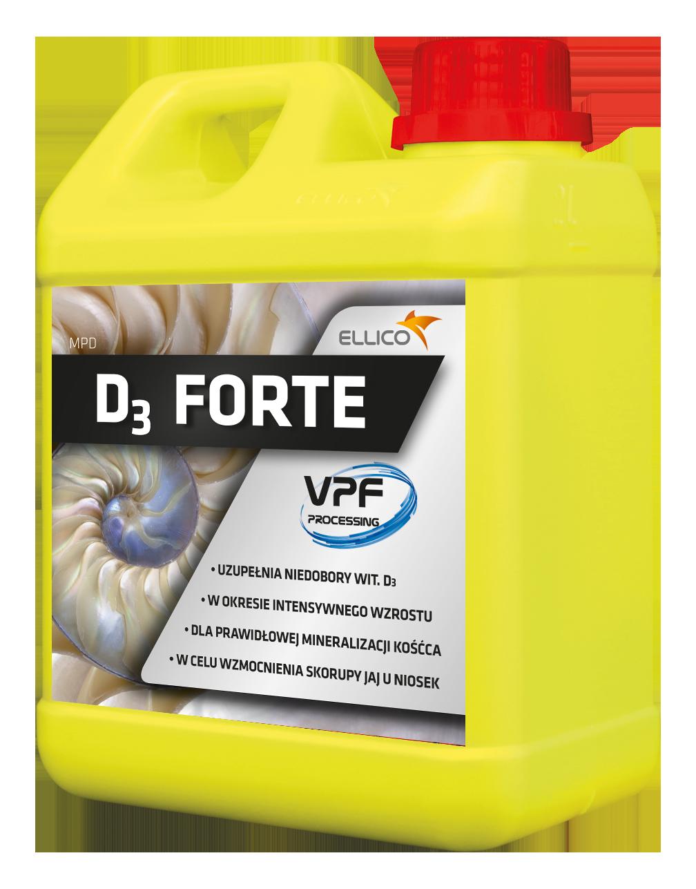 D3 FORTE